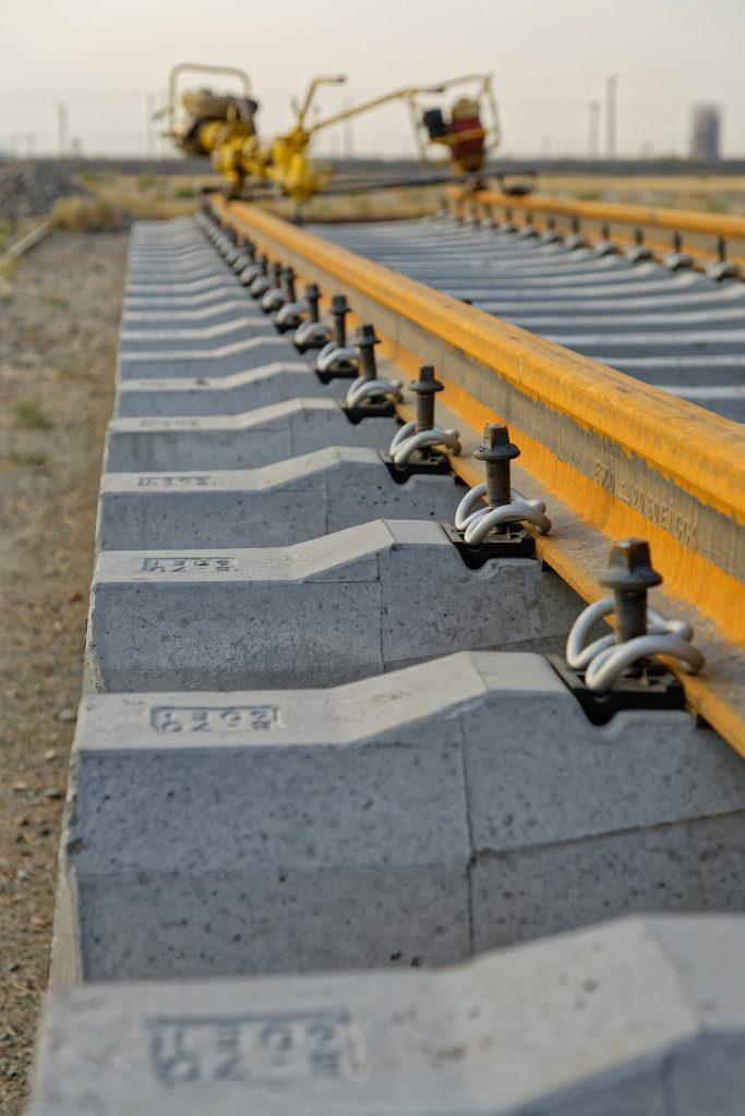 مونتاژ بیش از 3000 کیلومتر خط بسته