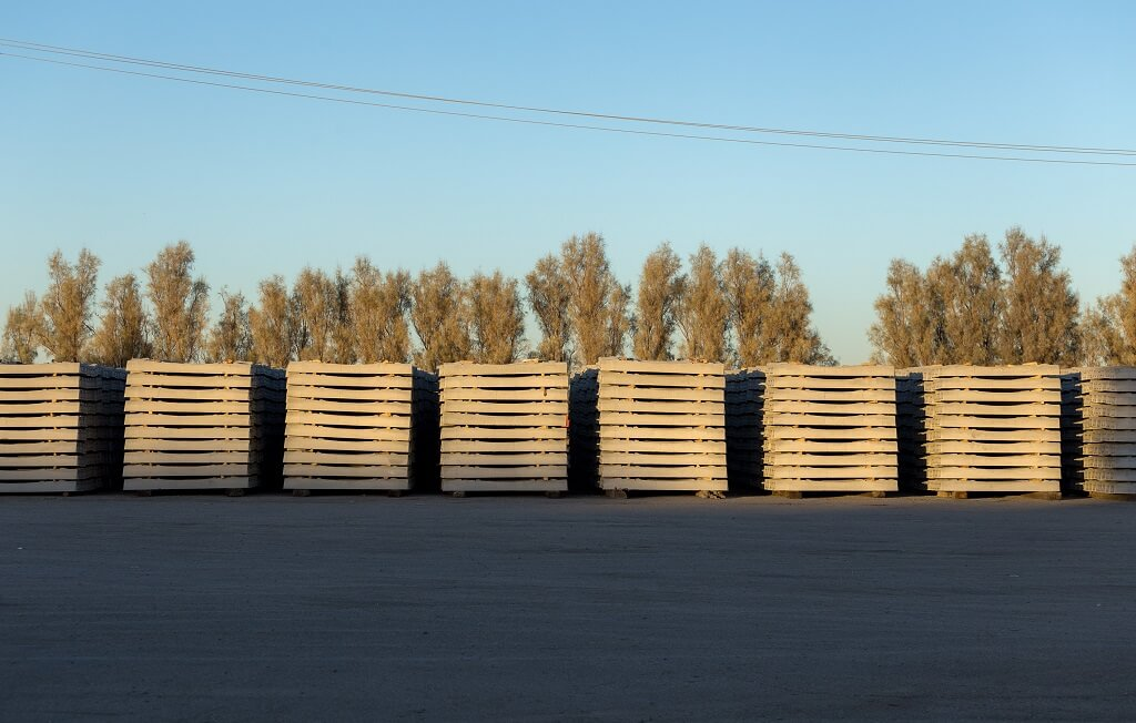 تولید 400 هزار عدد تراورس بتنی بار محوری 30 تن