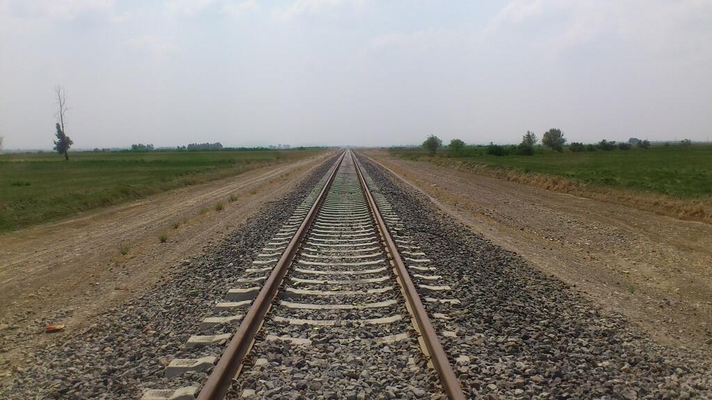روسازی راهآهن گرگان-اینچهبرون