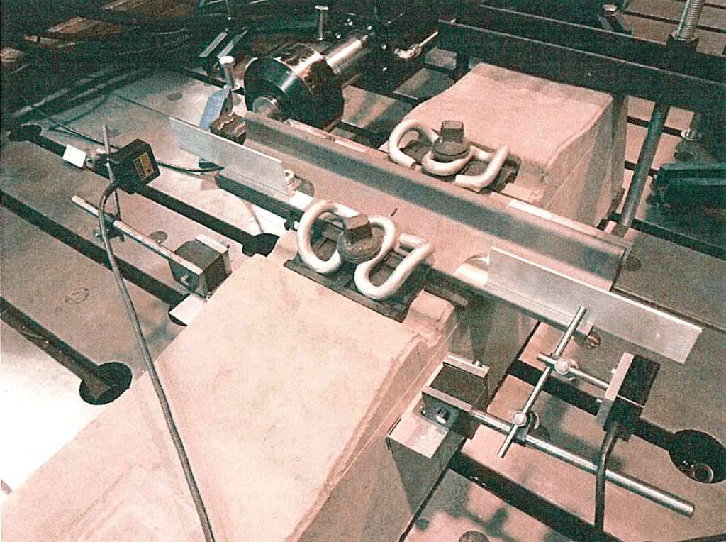طراحی و اخذ تاییدیه سیستم پابند بار محوری 30 تن